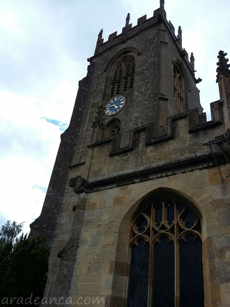 Winchcombe, Gloucestershire, St Peter's Church (1)
