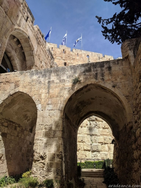Ierusalim (10) City of David