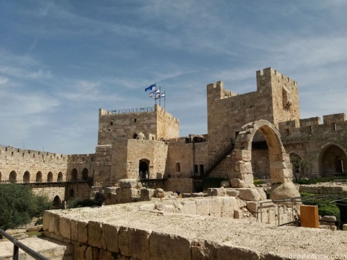 Ierusalim (11) City of David