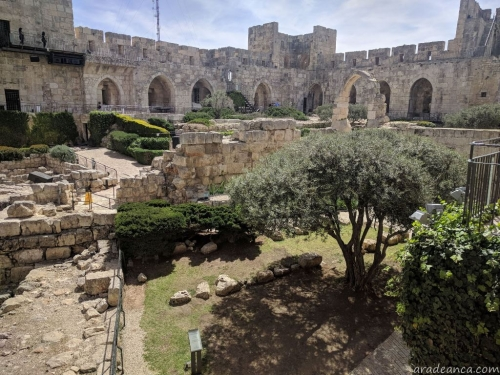 Ierusalim (12) City of David