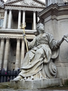 Londra St Paul Cathedral (2)