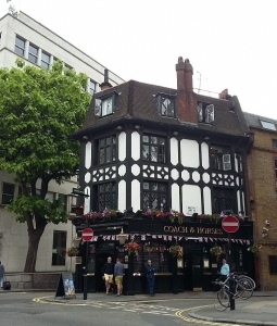 english pub coach&horses