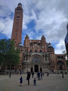 londra westminster cathedral